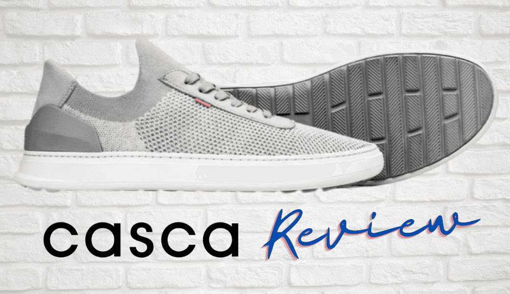Casca Shoes Review:, The Vancouver Shoe Company, Making An Everyday Shoe cover image