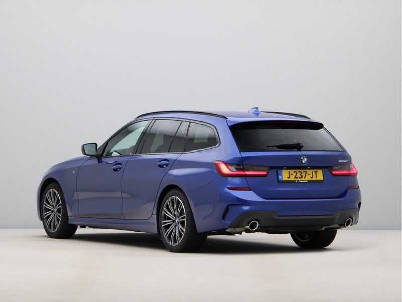 BMW 3 Serie Touring 320i High Executive M Sport 18inch afbeelding 15