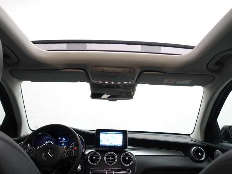 Mercedes-Benz GLC 250D 4MATIC Prestige AMG Ed Aut- Pano, Burmester, Leer, Camera, Full! afbeelding 7