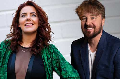 One Night Stand: Rachel Tucker and John Owen-Jones in Concert