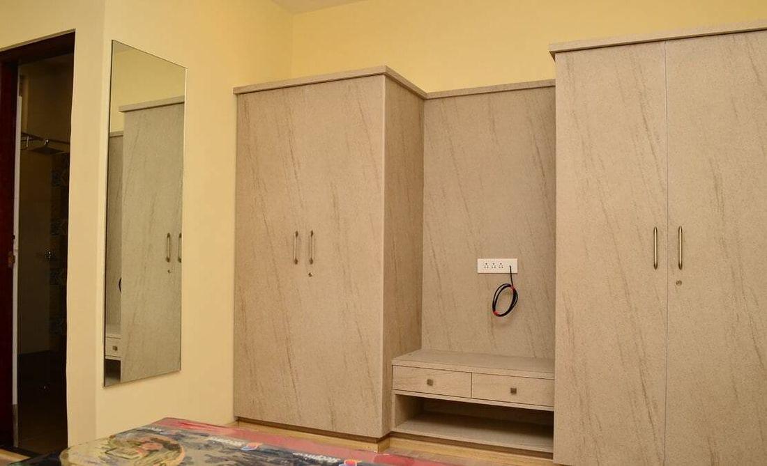 Wardrobe of Streamside Duranta bedroom 2