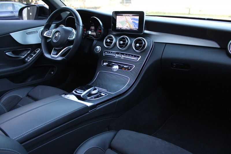 Mercedes-Benz C-Klasse Cabrio 300 AMG Cabriolet afbeelding 17