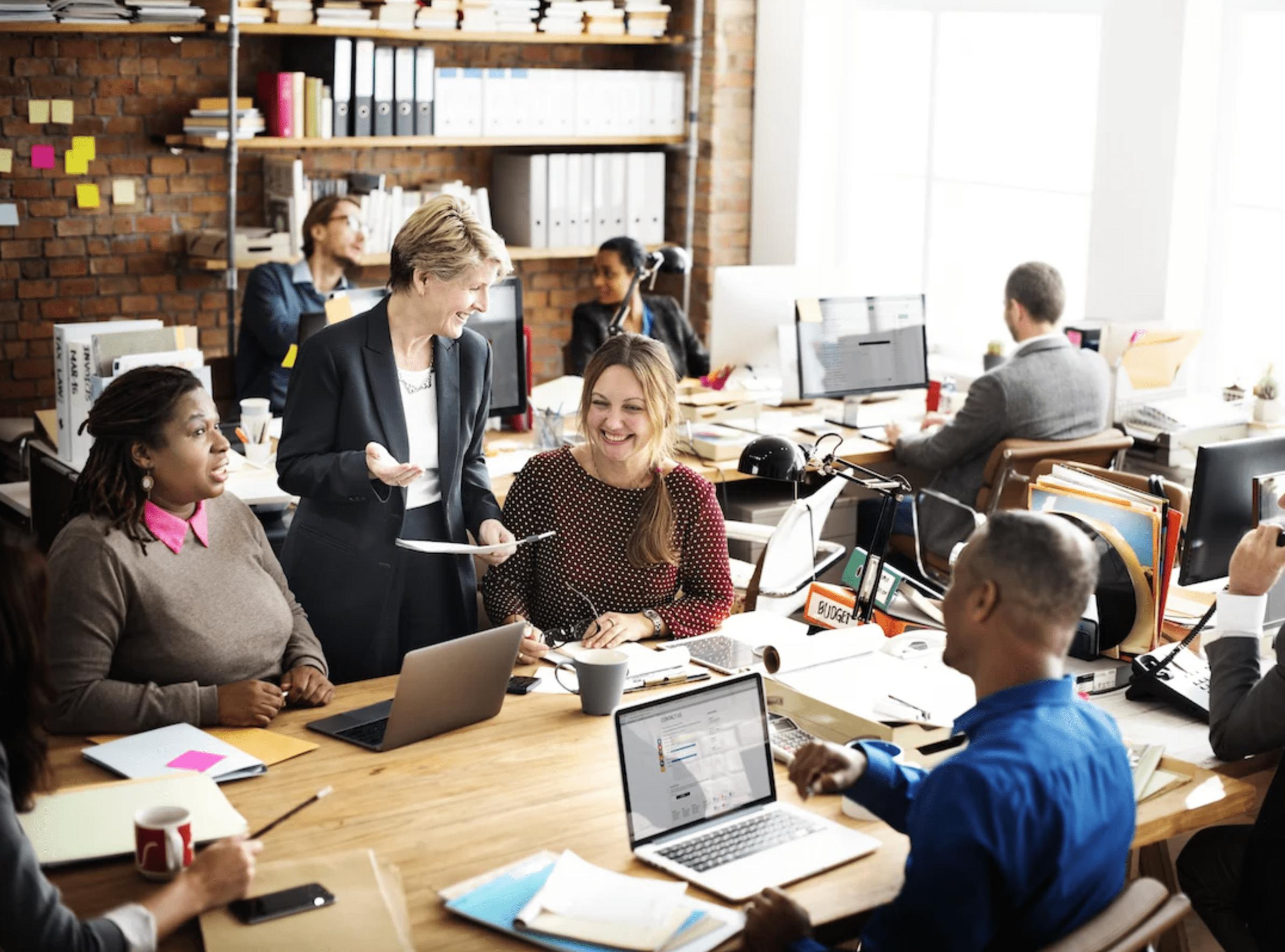 Accruent - Resources - eBooks - Managing the Great Return to Work - Hero
