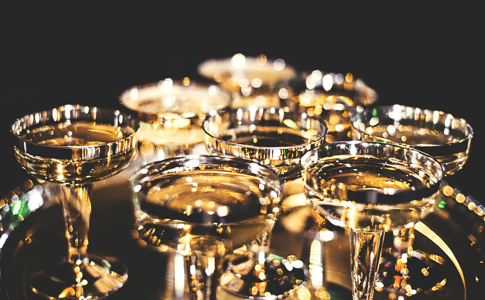 7 Literary Toasts to Ring in the New Year
