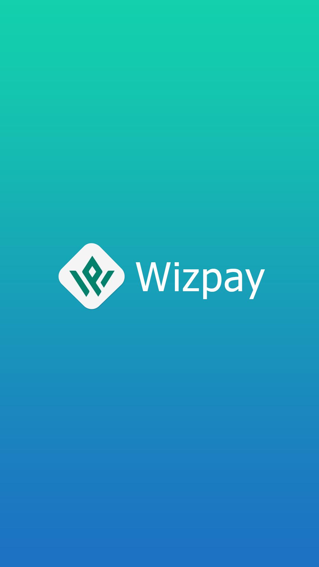 Wizpay Mobile banking, ewallet, POS, inventory management app Screenshot 1
