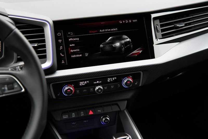 Audi A1 Sportback 40 TFSI S-LINE+LEDER+NAVI+ABT afbeelding 16