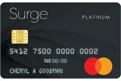 The Surge Mastercard