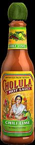 Cholula Chili Lime Bottle