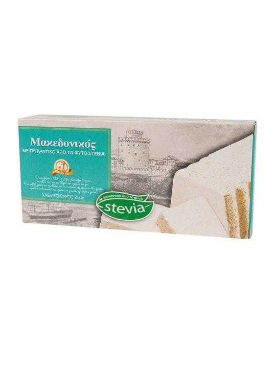 macedonian-halvas-with-stevia-200g-haitoglou-bros