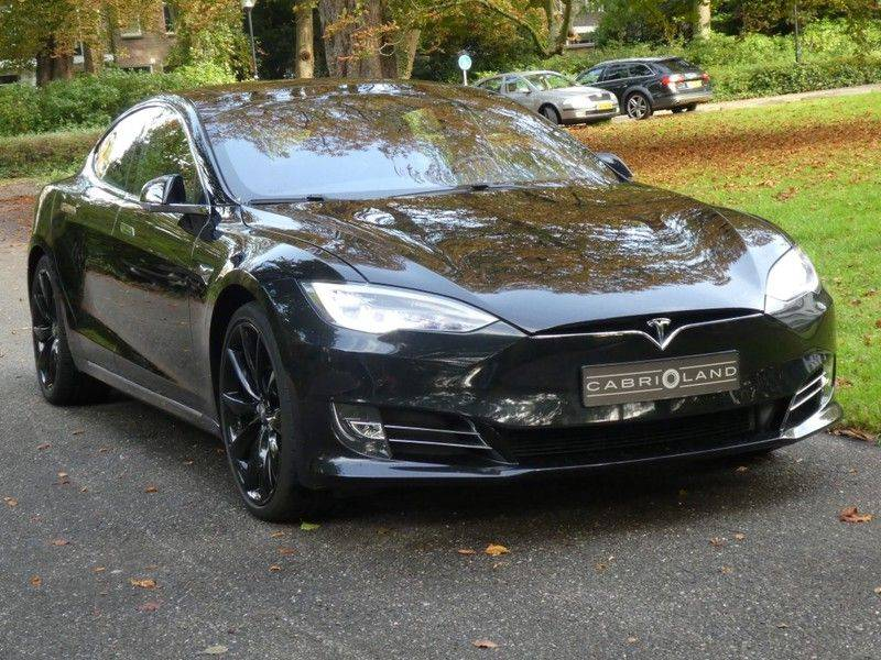 Tesla Model S 75D Base, Prijs is !! EX BTW !! afbeelding 23
