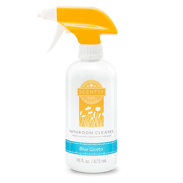 Blue Grotto Bathroom Cleaner