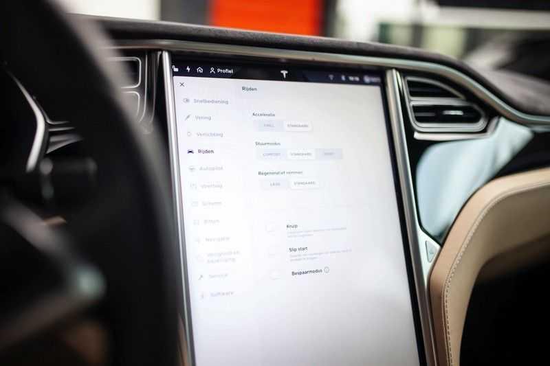 """Tesla Model S 85D Base *Pano / 21"""" / Prijs ex. BTW* afbeelding 19"""