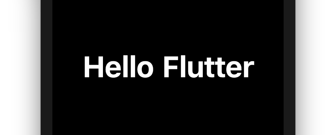 Modifying text style with Flutter