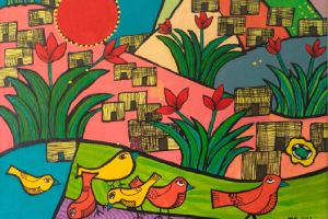 color y sentimiento imagen Arte 23
