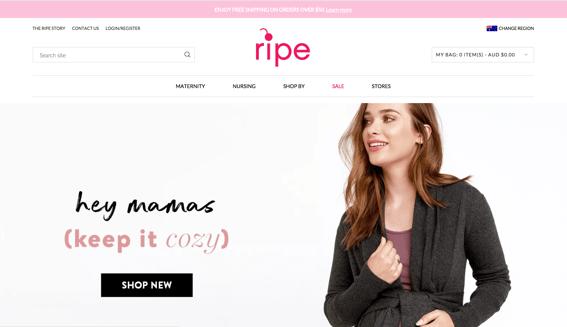 Ripe Maternity