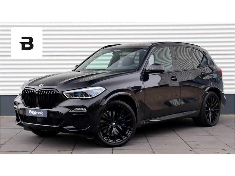 BMW X5 M50d High Executive Harman/Kardon, Panoramadak, Soft-Close, DAB afbeelding 1