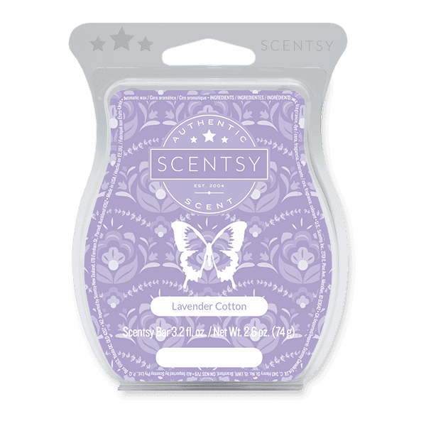 Picture of Lavender Cotton Scentsy Bar