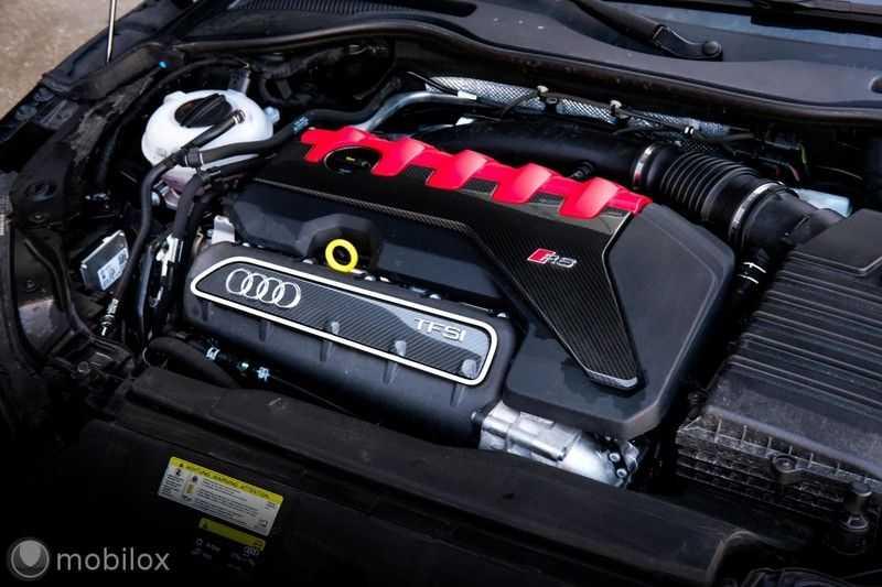 Audi TT -RS 2.5 Quattro | 3D LED | Keramisch| Black afbeelding 25