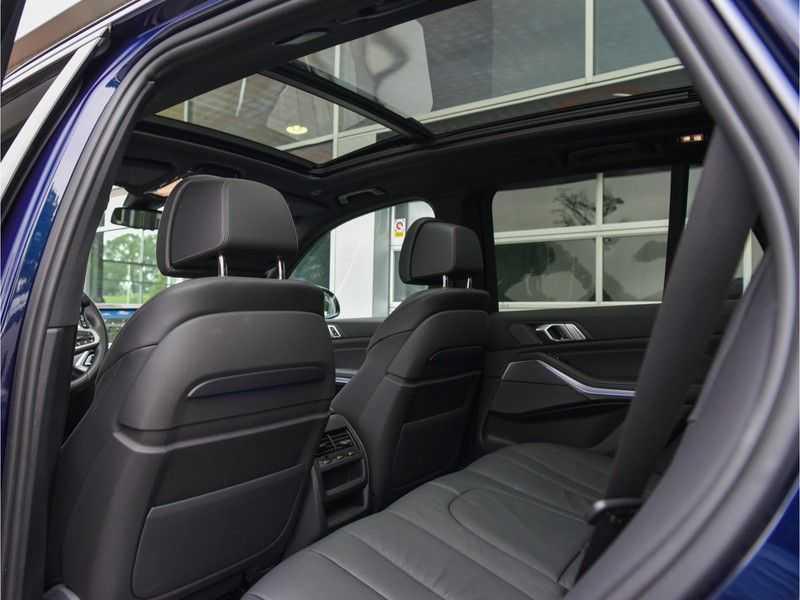 BMW X5 M50d M-Sportpakket Laser-LED H&K Pano Head-Up Swarovski Comf.Zetels 22-Inch! afbeelding 19