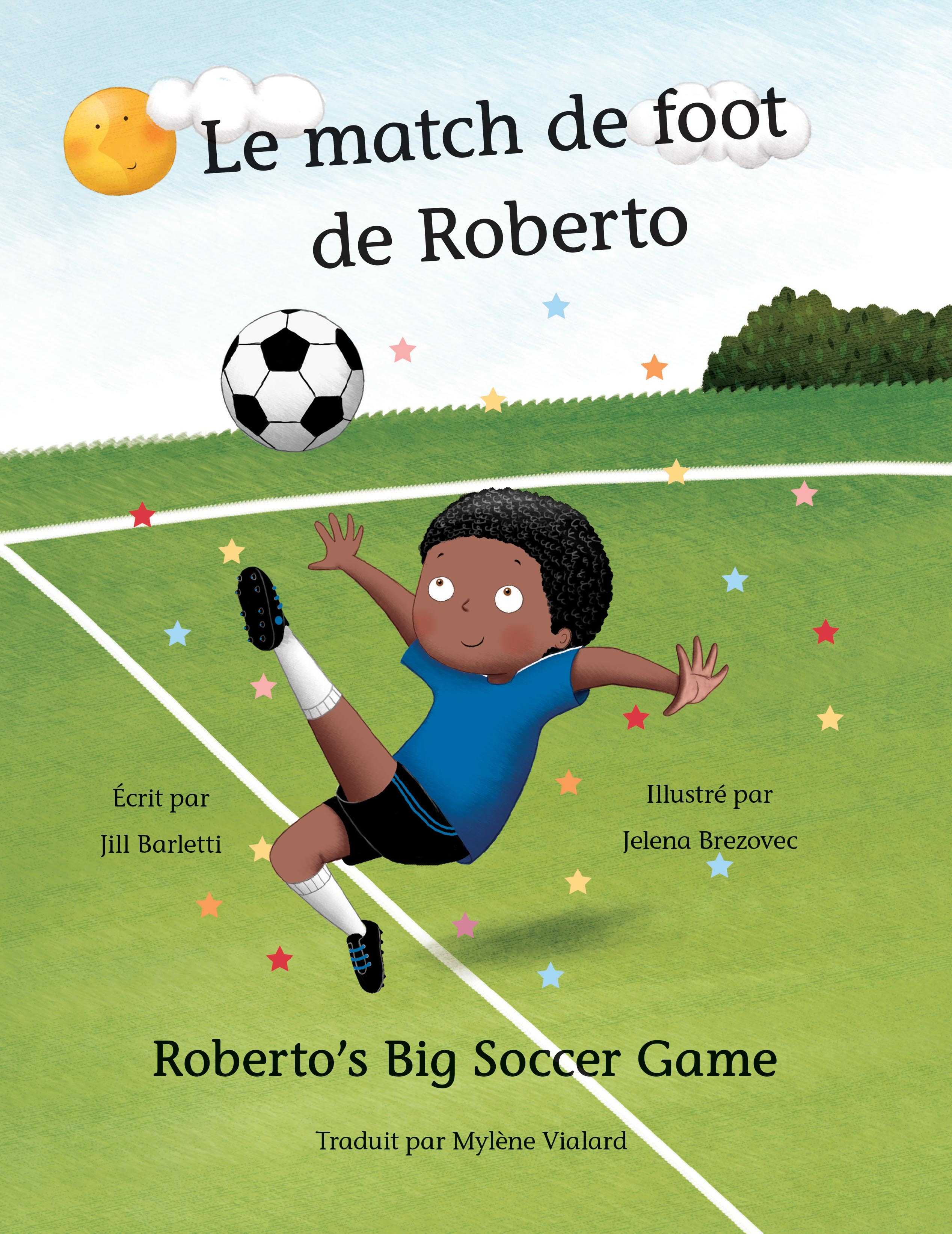 Cover of Big Soccer Game for Boys Book