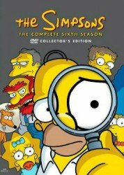 cover The Simpsons - S6