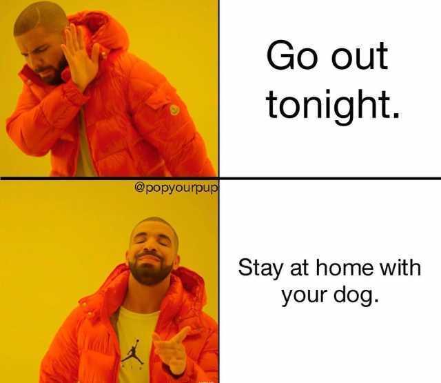 Di rumah saja