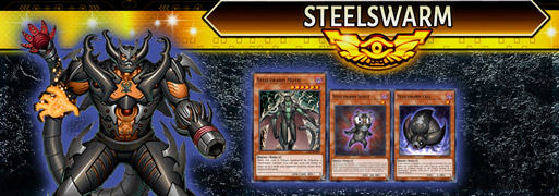 Steelswarm Breakdown | YuGiOh! Duel Links Meta