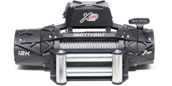 Smittybilt Gen3 XRC 12K Winch 97612 12000 lb winch