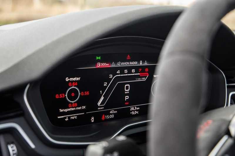 Audi A4 Avant 2.9 TFSI RS 4 quattro afbeelding 16