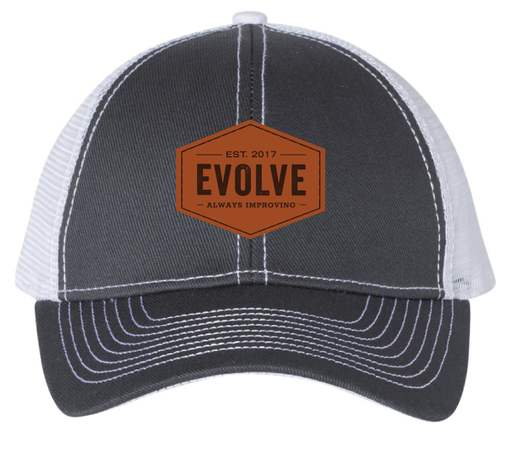 EVOLVE Strong Fitness mesh back cap