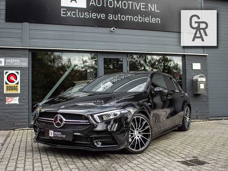 Mercedes-Benz A-Klasse A35 AMG AKRAPOVIC 4MATIC Advantage 370 PK