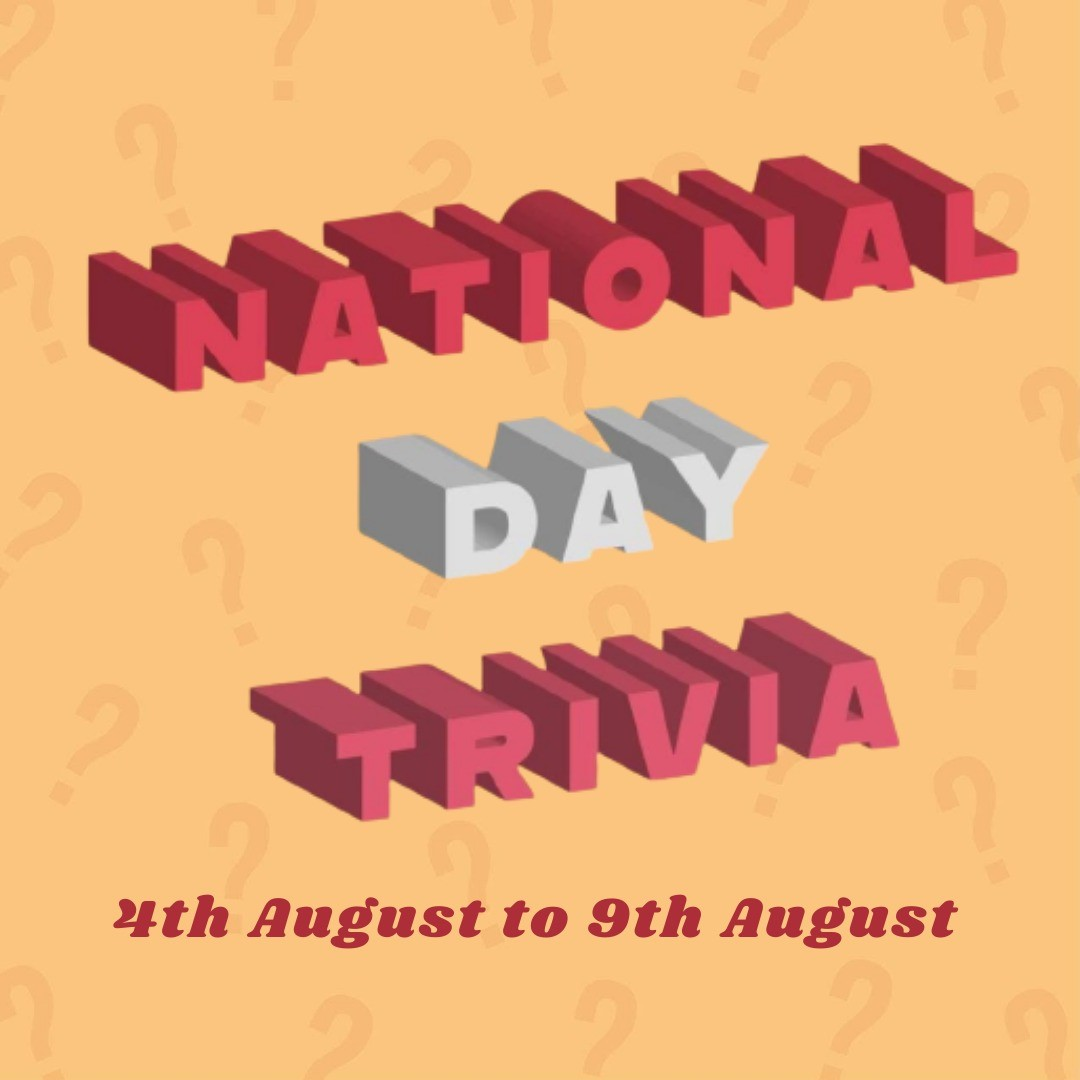 National Day Trivia