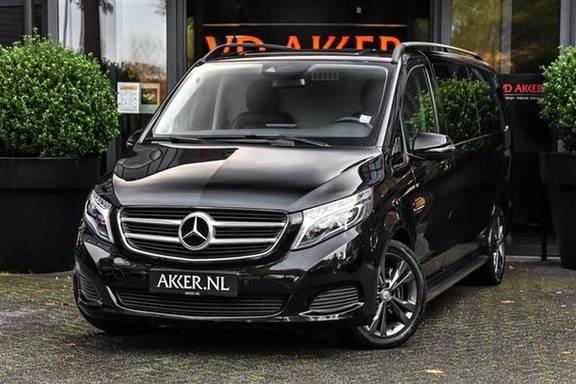 Mercedes-Benz V-Klasse V250D LANG VIP TV+4X CAPTAIN SEATS+CAMERA