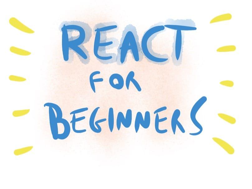 React for beginners tutorial