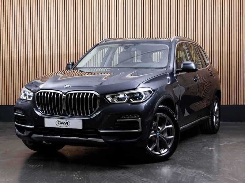 BMW X5 xDrive45e PRIJS INCL. BTW, PANO, HUD, AUDIO, X-LINE afbeelding 1