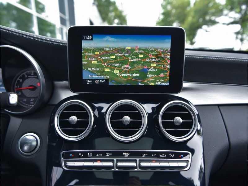Mercedes-Benz C-Klasse C63 T AMG Perf-Uitlaat Pano Burmester Comfort-Memo HUD Rij-Ast TopView Keyless afbeelding 15