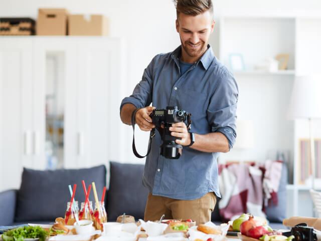 Como trabalhar com fotografia publicitária