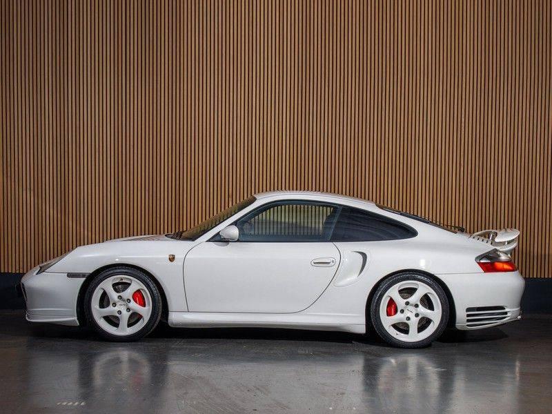Porsche 911 3.6 COUPE TURBO afbeelding 2