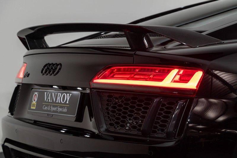 "Audi R8 Exclusive 5.2 FSI V10 Plus 610pk Quattro Volleder+Memory Carbon-Int+Ext MagneticRide VirtualCockpit B&O Keramisch Keyless Navi/MMI 20"" Camera Pdc afbeelding 10"