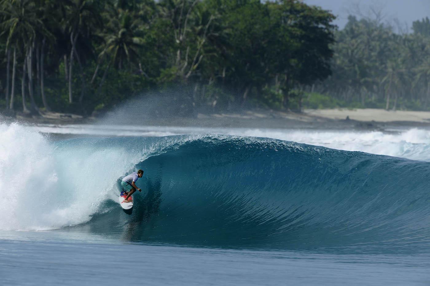 King Millenium Surf Charter Boat Mentawai Islands Surfing