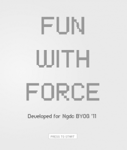 Fun with force