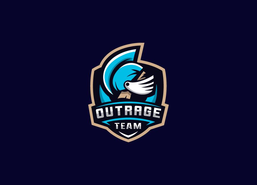 Team Outrage logo