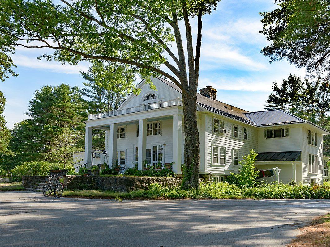 Резиденция Макдауэлл в штате Нью-Гэмпшир, США. Здесь бывали Майкл Шейбон и Джеффри Евгенидис. Источник: resartis.org