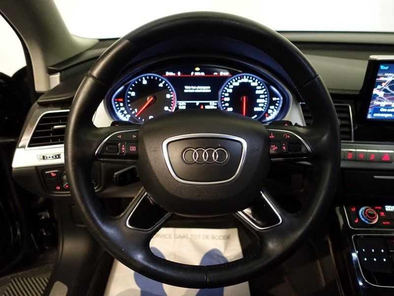Audi A8 3.0 TDI Quattro Pro Line+ Exclusive 259pk Aut, Leer, Schuifdak, Bose, Led, Full afbeelding 17