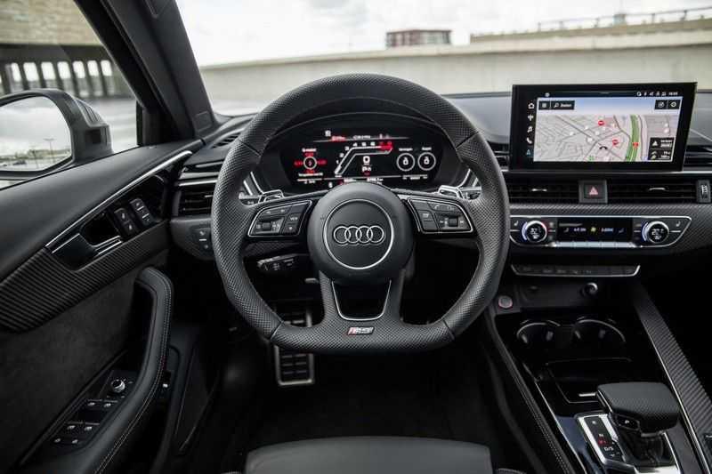 Audi A4 Avant 2.9 TFSI RS4 quattro   450PK   Style pakket Brons   Keramische remschijven   RS Dynamic   B&O   Sportdifferentieel   280 km/h Topsnelheid   afbeelding 21