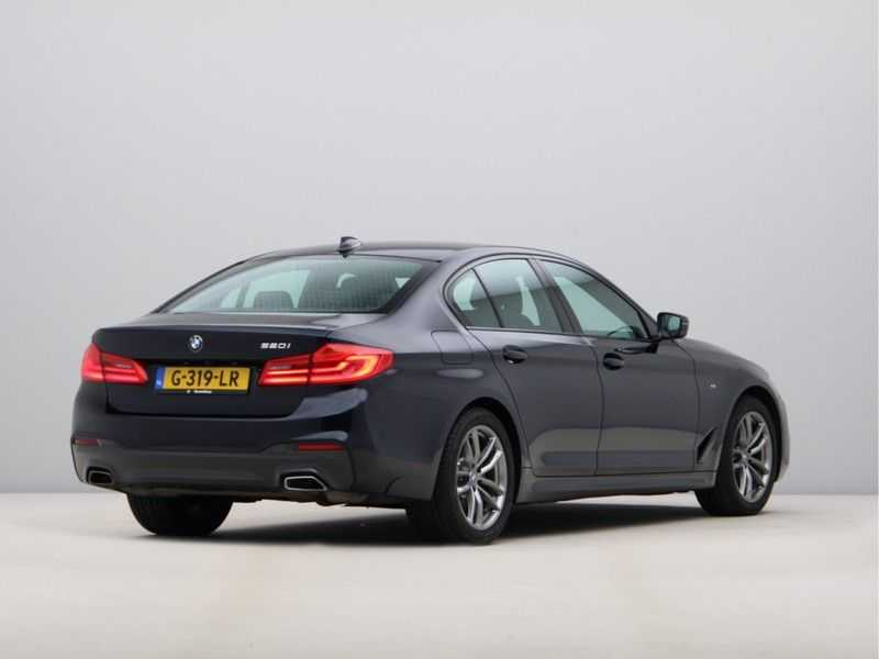 BMW 5 Serie 520i High Executive M-Sport afbeelding 12