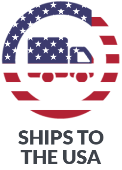 Ships to the USA