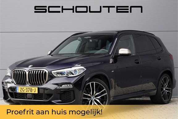 "BMW X5 30d High Ex M-Pakket Pano Camera 360° Laser 22"""