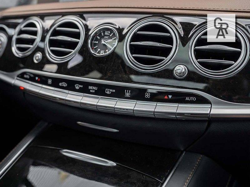 Mercedes-Benz S63-klasse 4Matic Lang 63 AMG 4Matic+ Lang Premium Plus afbeelding 22