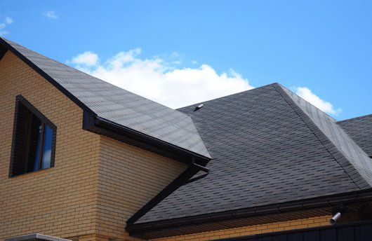 Shingle roof with woven valley - A Valley on My Roof? - Roofing Language Explained: Valleys